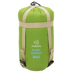 OuterEQ Camping Sleeping Bags Hiking Sleeping Bag ** Check out this great product.