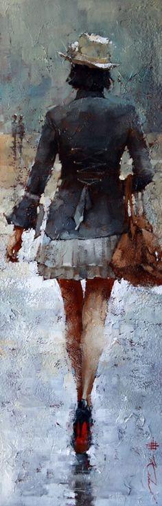 Andre Kohn, 1972   Impressionist Figurative painter   Tutt'Art@   Pittura * Scultura * Poesia * Musica  