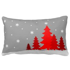 Green Christmastree lumbar pillow - Cosy Christmas decoration for the living room Cosy Christmas, Christmas Cushions, Christmas Pillow, Outdoor Christmas, Simple Christmas, Christmas Decorations 2017, Custom Pillows, Lumbar Pillow, Cool Furniture