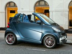 Brabus Smart Fortwo Cabrio Tailor Made