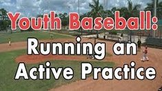 Coaching Youth Baseball tips and drills including: how to run an active practice, hitting fundamentals, pitching fundamentals and infield play. Play Baseball Games, Baseball Game Outfits, Baseball Videos, Baseball Tips, Baseball Pitching, Baseball Training, Sports Baseball, Baseball Shirts, Baseball Injuries