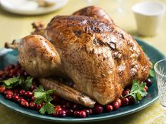 Christmas Turkey, Christmas Stuff, Xmas, Good Food, Yummy Food, Beef Ribs, Main Dishes, Cooking Recipes, Food And Drink