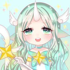 Star Guardian Soraka | Звездная защитница Сорака @League of Legends | Лига Легенд #LoL #ЛоЛ