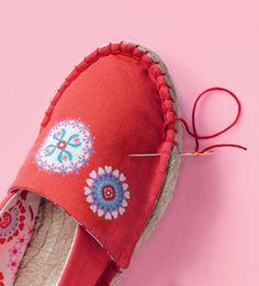 Prym Love - Fabric mix for espadrilles SUPER EASY