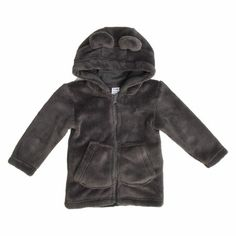 George Polar Fleece Hooded Top - $7 @ Walmart ... soooo cute!!
