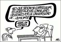 Forges Humor Grafico, Comics, Blog, The Godfather, Human Resources, Caricatures, Blogging, Cartoons, Comic