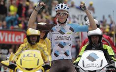 Saint-Gervais - France  - wielrennen - cycling - radsport - cyclisme -  Romain Bardet (FRA-AG2R-La Mondiale)  pictured during stage 19 of the 2016 Tour de France from Albertville to Saint-Gervais, 146.00 km - photo JdM/PN/Cor Vos ©