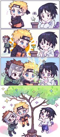 Twitter aww Naruto is a little sun is^_^