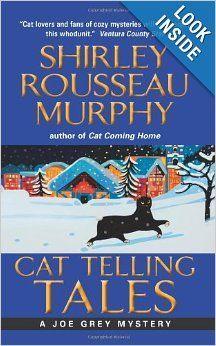 Cat Telling Tales (Joe Grey Mysteries): Shirley Rousseau Murphy ...