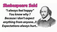 """""""I always feel happy"""" you know why? Because I don't expect anything from anyone. Expectations always hurt. Ramadan Messages, Christmas Messages, Free Text Message, Sms Message, Condolence Messages, Text Messages, Expectation Always Hurts, Legal Separation, Divorce Court"""