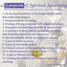 Spiritual Awakening - accomplished :)