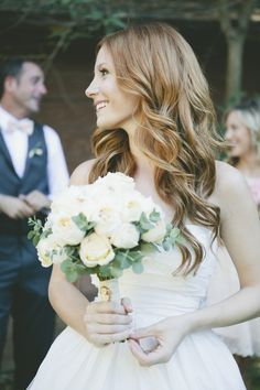 Malibu Canyon Wedding by Edward Scott + Jenn Strauss  Read more - http://www.stylemepretty.com/2013/03/07/malibu-canyon-wedding-by-edward-scott-jenn-strauss/