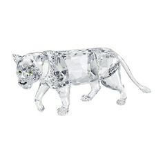 Swarovski Crystal Lion Mother