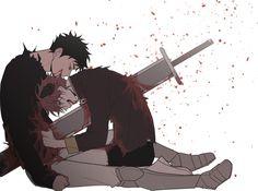 Iwaizumi and Oikawa  YOU CAN STOP NOW