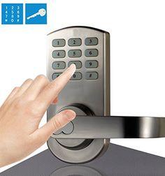 Assa Abloy Digi Electronic Keyless Keypad Door Lock Set Satin Nickel Left, Right Hinged Doors - By DHL 209 Assa Abloy Digi http://www.amazon.com/dp/B00KWQ1ERA/ref=cm_sw_r_pi_dp_tgi5wb1554H3Y