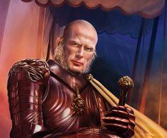 AGOT: Tywin Lannister by Thaldir on @DeviantArt