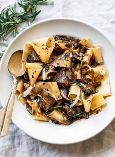 Pappardelle Pasta wi