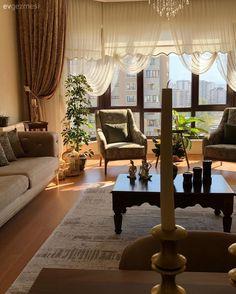 Living Room Decor, Bedroom Decor, Home Decor Shelves, Curtains And Draperies, Ikea, Décor Boho, Canopy Tent, Curtain Designs, Salon Design