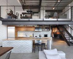 stylish living // urban loft // interior // home decor // luxury life // urban men // city living // urban suite // studios //