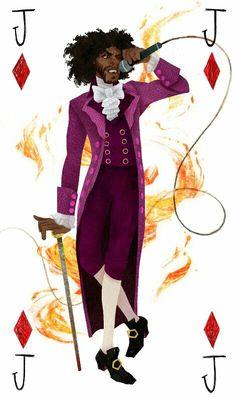 Thomas Jefferson as Jack of Diamonds / follow ★ @euphrasiee≀•