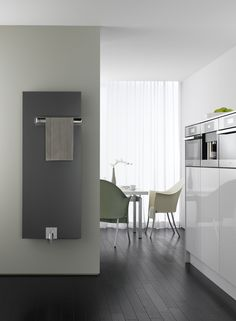 Designer Radiators Perfect For The Modern Kitchen.