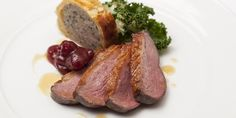 Step-by-step Roast Goose recipe from Great British Chefs.