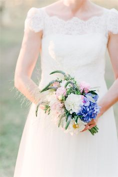 Gorgeous hand picked bouquet