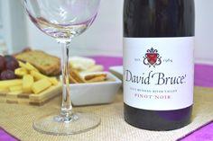 David Bruce #PinotNoir #California #Wine Russian River Valley