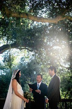 Photography: Docuvitae - www.docuvitae.com/ Read More: http://www.stylemepretty.com/2014/11/05/boho-al-fresco-wedding-in-topanga-canyon/
