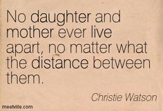 Mother and daughter - single mother quotes