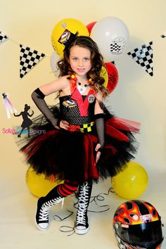 Hey, I found this really awesome Etsy listing at https://www.etsy.com/listing/151188908/nascar-inspired-tutu-dress