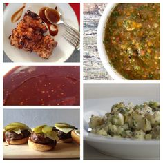 Week of July 1 - Recipes in Review! All on my blog!