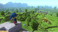 「ドラゴンクエストビルダーズ アレフガルドを復活せよ」 #Minecraft??