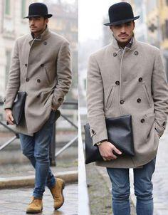 Bowler hat minus the skinny denim
