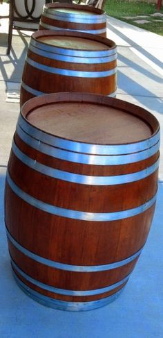 What's old is new again Over time, we at Paso Wine Barrels have received many compliments on the beauty and quality of workmanship shown on our Decorative Wine Barrels. These accolades are greatly …