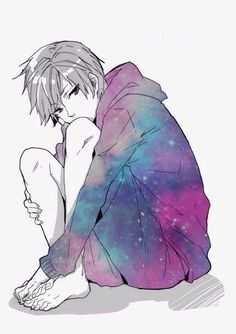 Discovered by Anime Kurdish. Find images and videos about cute, anime and kawaii on We Heart It - the app to get lost in what you love. Manga Anime, Anime Oc, Manga Boy, Kawaii Anime, Hot Anime Boy, I Love Anime, How To Draw Galaxy, Anime Style, Anime Galaxy