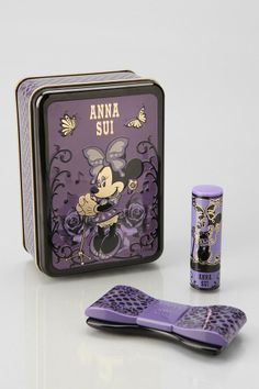 Anna Sui Minnie Mouse Makeup Kit #urbanoutfitters