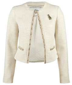 Mika for JBC - Beige jacket