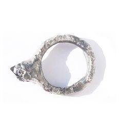 Smokey quartz ring oxidized Norway Design, Quartz Ring, Smokey Quartz, Feminine, Dreams, Jewels, Engagement Rings, Women's, Enagement Rings