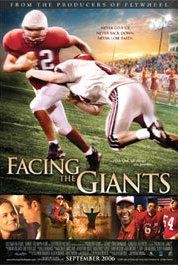 An action-packed drama about a Christian high school football coach who uses his undying faith to battle the giants of fear and failure. In six years of coaching, Grant Taylor has never led his Shiloh Eagles to a winning season. After learning that he and his wife Brooke face infertility, Grant discovers that a group of fathers are secretly organizing to have him dismissed as head coach. Devastated by his circumstances, he cries out to God in desperation.