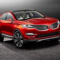 2016 Lincoln MKX redesign