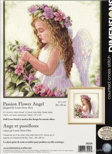 Passion Flower Angel 1/7