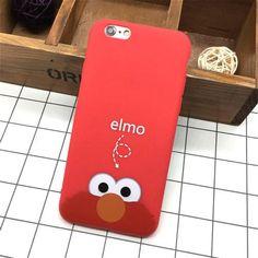coque iphone 7 elmo