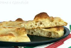 Pizza bianca alla romana con lievito madre   Pane e Gianduia