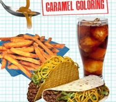 Caramel Color - Photo #2 From Is Your Fast Food As Safe As You Think It Is | ifood.tv