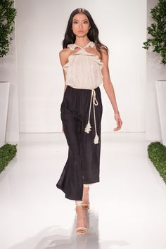 Rachel Zoe Spring 2016 Ready-to-Wear Fashion Show