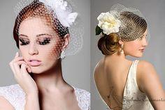 Confira os tipos de véus no blog Sonhado Casamento em uma postagem feita especialmente pra você.
