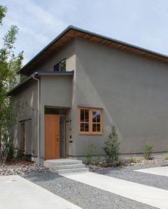 Exterior Design, Interior And Exterior, Future House, My House, Street House, Entrance Gates, Home Room Design, Facade Architecture, Japanese House