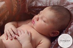 Sunlight Shining on Newborn