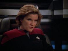 Trekkie In Argyle Captain Janeway, Starship Enterprise, William Shatner, Great Love Stories, How To Apologize, Love Stars, New Life, Star Trek, Anniversary